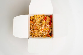 Рис тяхан с морепродуктами